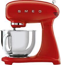 SMEG SMF03 RDEU Küchenmaschine 50er Jahre Retro Design Full Color-Lack NEU Rot