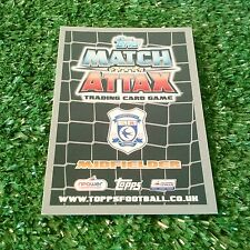 11/12 CHAMPIONSHIP STAR PLAYER CARD MATCH ATTAX 2011 2012