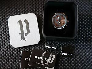 Police Herren Uhr PL15037JSTU / 04