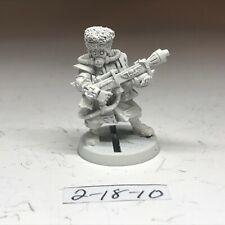 Warhammer 40k -  Imperial Guard - Vostroyan Flamer  - Metal OOP