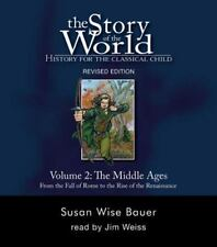 Story of the World: The Middle Ages Vol. 2 : Audio CD Set 9 CD's 11 Hours