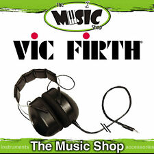 New Vic Firth Stereo Isolation Drummer Headphones - SIH1 Head Phones