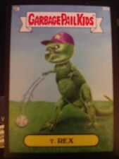 Garbage Pail Kids 2014 Series 1 #30a T. Rex FULL BLEED CANVAS Mint