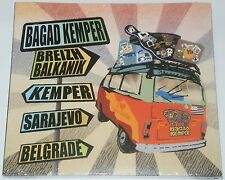 BAGAD KEMPER  BREIZH BALKANIK  CELTIQUE BRETON  CD NEUF  TRES RARE