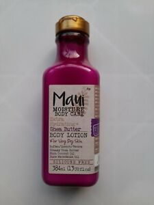 Maui Moisture Care Extra Hydrating + Shea Butter Body Lotion for very Dry Skin