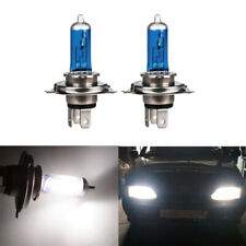 2pcs 5000k H4 12v 60/55w Halogen Car Light Bulbs White Light Super Headlights