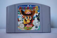 Mario Party 2 Nintendo 64 2000 European Version N64 NUS-006 EUR