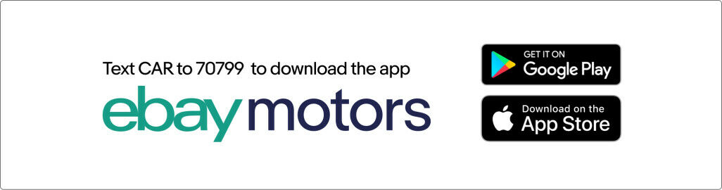 Ebay Motors App V2 Products For Sale Ebay