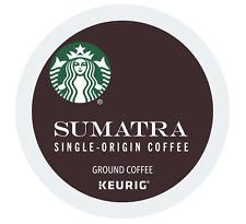 Starbucks Sumatra Keurig K-Cups 72 Count - FREE SHIPPING
