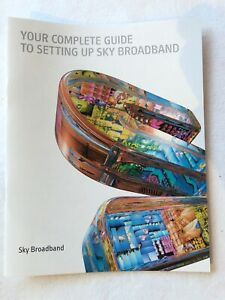 Booklet - Your Complete Guide To Setting Up Sky Broadband