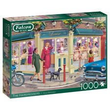 1000 Teile Puzzle Falcon 11323 The Hairdressers / Der Friseur - NEU & OVP
