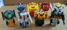 Transformers Robots in Disguise Spychangers Set - Mirage, Ironhide, more!