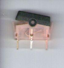 Wippenschalter beleuchtet EIN/AUS 230V 10A