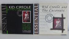 CD ALBUM Essential KID CREOLE & THE COCONUTS EMCD 28