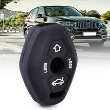 New Silicone Remote Key Case Cover Shell FOB Fit for BMW E81 E46 E38 X3 X5 Z3 Z4