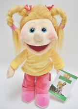 Living Puppets  Handpuppe  Sandra   ca.35 cm  NEU