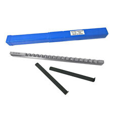 Hss Keyway Broach 10mm D Push Type Metric Size Cnc Machine Tool