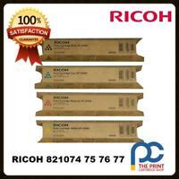 New & Original  Ricoh Aficio SP C430DN C431DN C440DN SPC430DN CYMK Toner Set