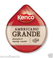 24 x Tassimo Kenco  Americano Grande Coffee T-disc (Sold Loose) Medium Roast