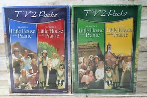 Brand New TV Little House On The Prairie Season 1 - 4 DVD Collectors Edition