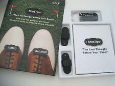 Golf Shoe Tips ShoeTips