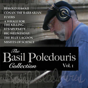 THE BASIL POLEDOURIS COLLECTION VOL. 1 ~ 2CD LIMITED
