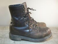 Red Wing 4412 Men's Steel Toe Distressed Brown Leather Work Sport Boots Size 5.5