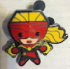 Disney Pin 2015 Marvel Collectible Pin Pack Ms Marvel