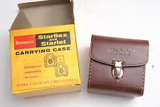 Kodak 25/23C Starflex Starlet Starmeter Field Case - RUSTY CRACK - VINTAGE K12D