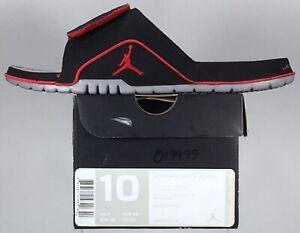 "Jordan Hydro 4 Retro ""Bred"" Size 10 (2012)"