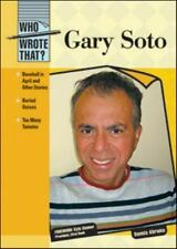 Gary Soto (Who Wrote That?)-ExLibrary