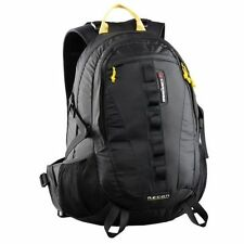 "[ CARIBEE ] 15.4"" Recon Laptop Notebook Black Comfortable business Backpack"