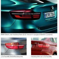 Original BMW X6 E71 LED Blackline Heckleuchten