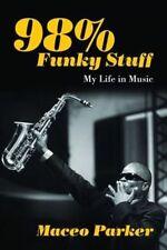 98% Funky Stuff, Parker, M, 1613735456, New Book