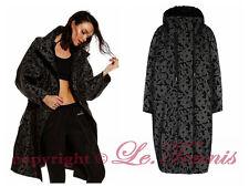 NEW $460 ADIDAS STELLA MCCARTNEY Floral Studio Parka Jacket Coat - XS S 2 4 6 8