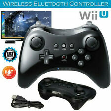 Wireless Pro Controller Gamepad Joypad Remote for Wii U Pro | FAST SHIPPING