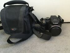"PANASONIC DMC - FZ48 LUMIX CAMERA WITH VIDEO RECORDER AND 3x2"" SCREEN -IN BAG"