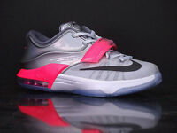 2015 Nike KD VII 7 AS GS SZ 6.5Y All-Star Pure Platinum Kevin Durant 744373-090