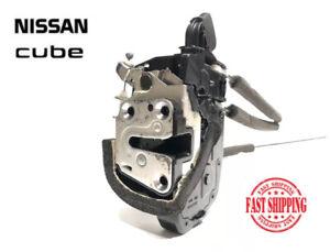 NISSAN CUBE Rear Right RH Door Lock Latch Actuator OEM 2009 - 2014