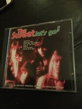 the sweet lets go rare sealed cd 6 tracks live in japan 8 demos action cockroach