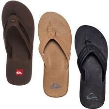 Sandales et chaussures de plage Quiksilver pour homme
