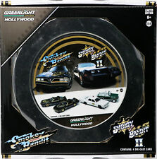 GreenLight Smokey and The Bandit Hollywood Film Reels Set #59010-B New 8+ 1:64