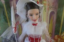 A Magic Super Nanny Mary Poppins Umbrella Barbie Doll