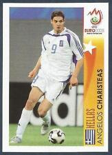 PANINI EURO 2008- #518-HELLAS-GREECE-ANGELOS CHARISTEAS IN ACTION