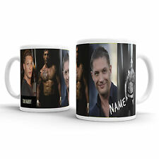 TOM HARDY Personalised Mug Cup Coffee Tea ADD NAME movie love hunk valentines