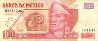 Mexico 100 pesos 2003 P-118c(2) - Free to Combine Low Shipping