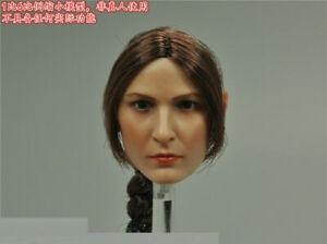 Alert Line AL100032 1/6 Scale WWII Soviet Medical Female Head Sculpt PVC Toy Gif