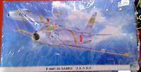 Hasegawa #09500 1/48 JAPANESE F-86F-30 SABRE J.A.S.D.F MODEL