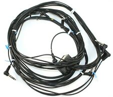 Roland Td-27 V-Drums Snake Wiring Harness & Trs Cable with 3 Caps #R8178