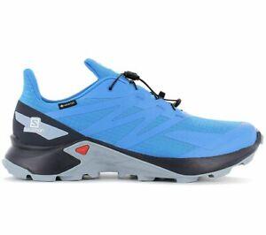 Salomon Supercross Blast GTX GORE-TEX 411094 Herren Trail-Running Sport Schuhe